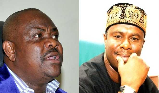 Governor Wike declares
