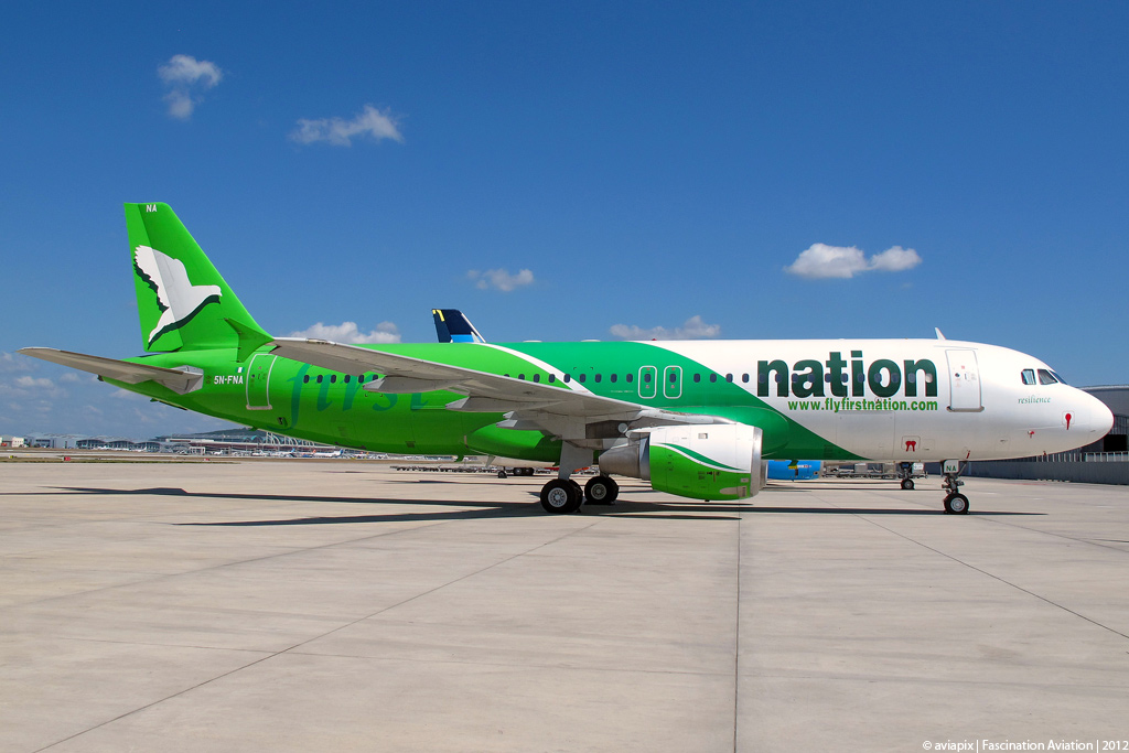 NCAA Suspends Tinubu First Nation Airlines operations