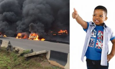 Lagos Tanker Explosion