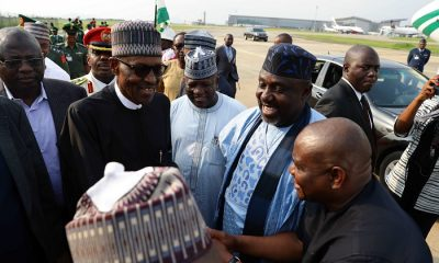 President Buhari Commissions International Terminal of Port Harcourt Airport