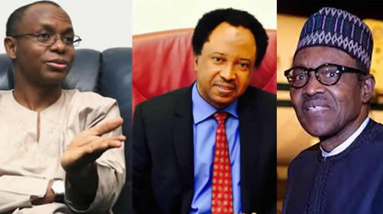 The Presidency Distance President Muhammadu Buhari From Letter in Circulation To Deal With Shehu Sani