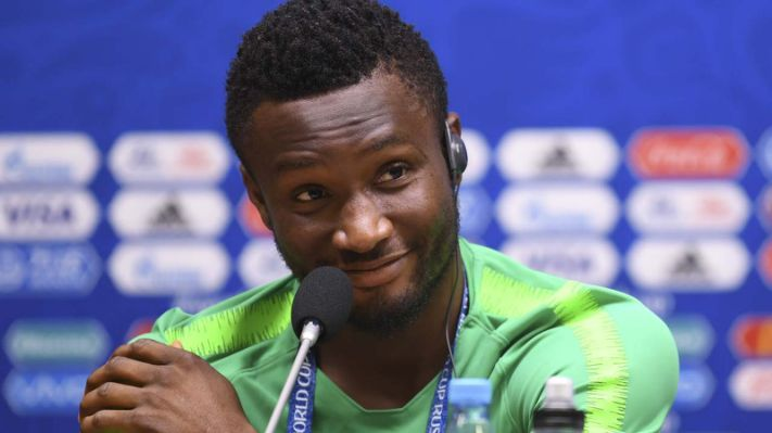 Mikel Obi On Sabbatical