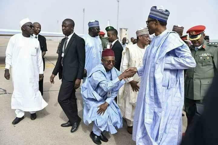 Buhari Visits Kaduna, Says Killings