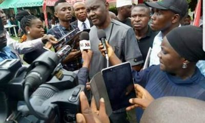 Rivers State APC Governorship Candidate Tussle: Senator Magnus Abe Reacts
