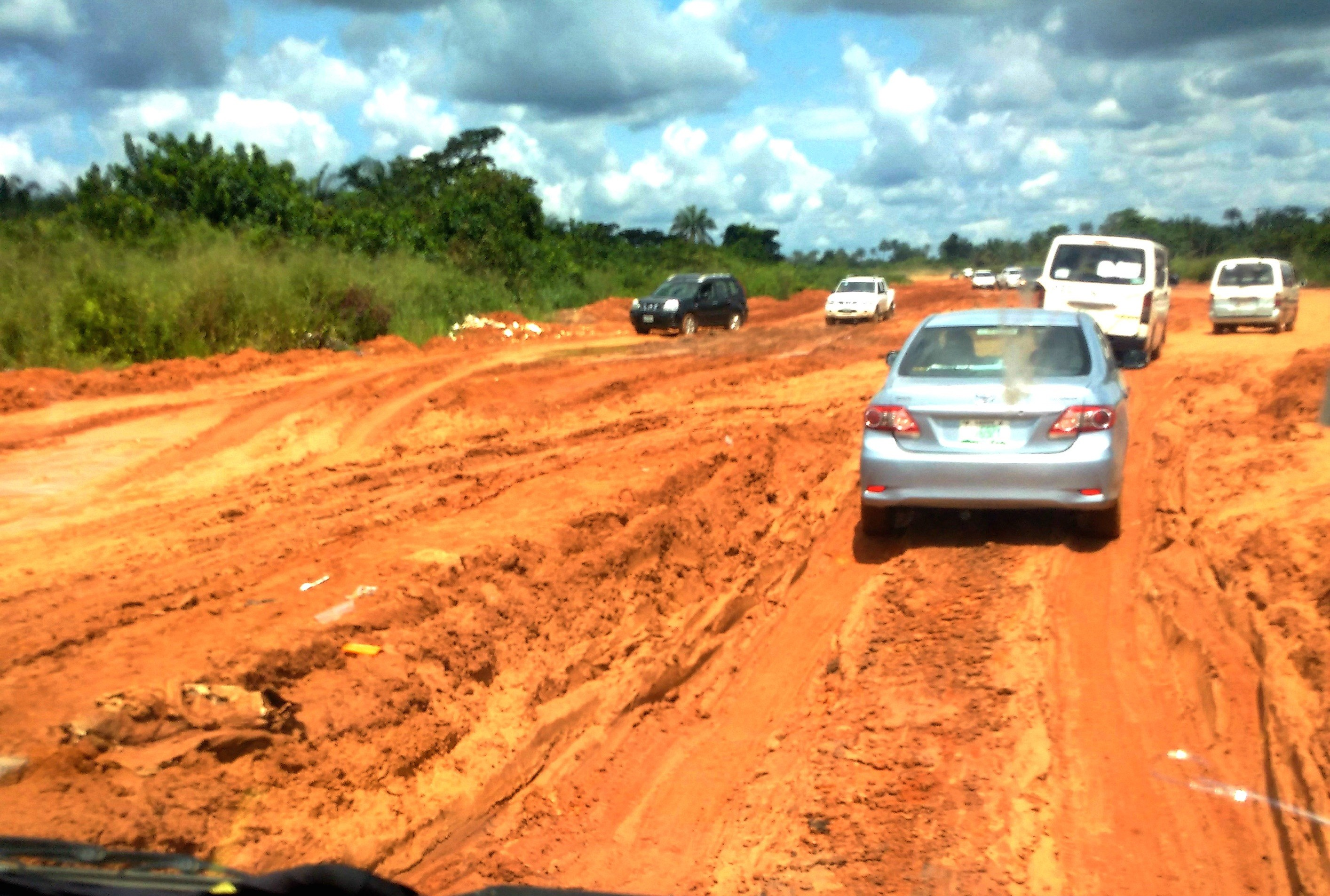 Insecurity on the Owerri-Port Harcourt Road