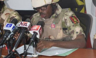 The Flag-Off Ceremony Of Exercise Egwu Eke III Scheduled From