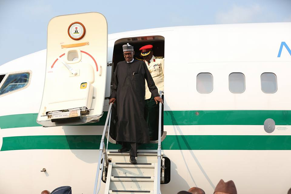 It's Real Me, I Assure You, I Will Still Go Strong At 76 -President Buhari
