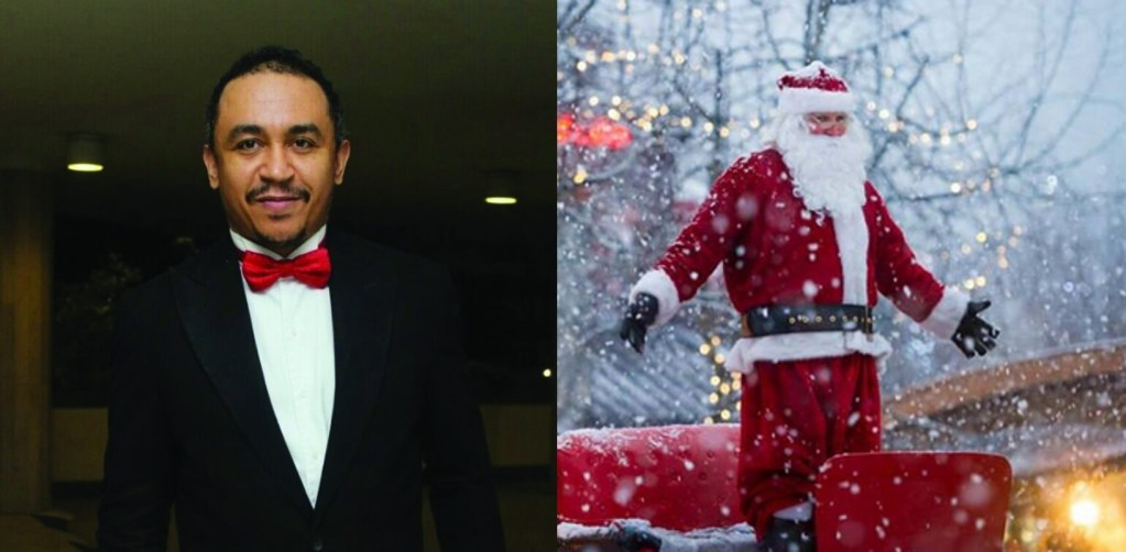 Atheism, Daddy Freeze, Christmas, Churches and Agnostics
