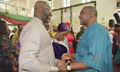 2019 Rivers Governorship Race: Senator Magnus Abe, Dumo Lulu Briggs In Alliance To Rescue Rivers