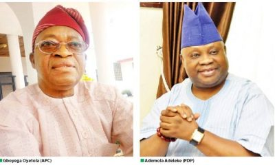 Osun Governor Oyetola Ask For Reversal As He Goes To Appeal Court