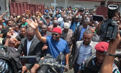 Projects Inspection: Rivers People Celebrate Governor