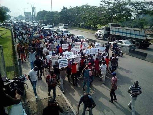 Season Of Protests In Rivers