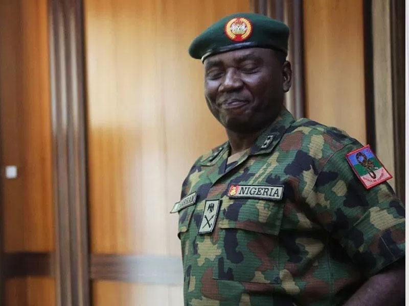 Unveiling Major General Jamil Sarham—GOC 6 Division Nigerian Army