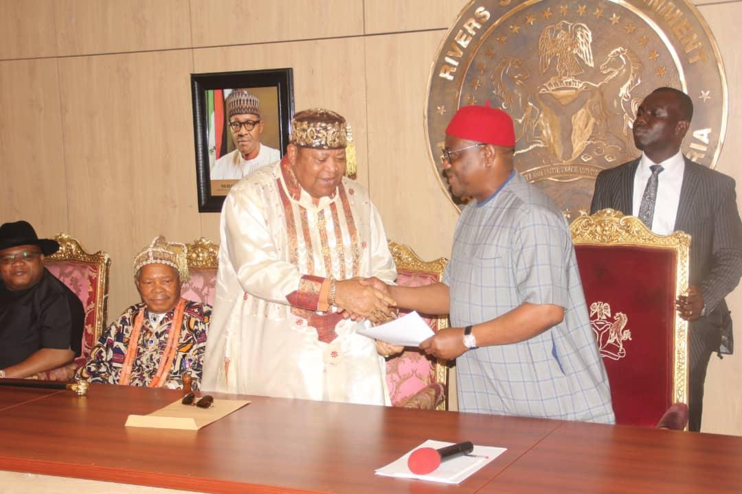 Rivers State Government To Tackle Cult-Related Killings---Governor Wike