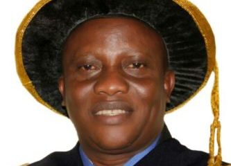 Professor Ozo-Mekuri Ndimele, Vice Chancellor, Ignatius ajuru University, Port Harcourt
